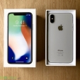 Apple iPhone X 64GB = 400 EUR ,Apple iPhone X 256GB = 450 EUR